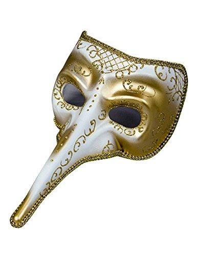 Unbekannt Maske Venezianische Karneval Theater Raben -