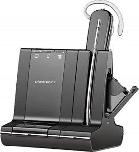 Plantronics Savi W745/A Kopfhörer (85 dBA, Bluetooth, USB 2.0) schwarz - Plantronics Usb Pc