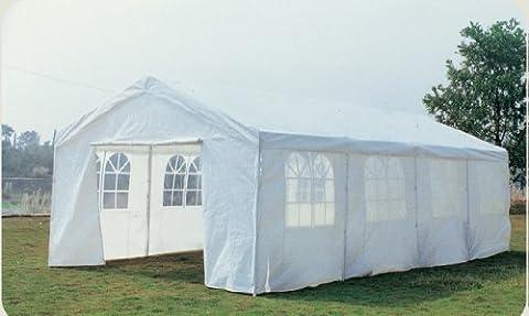 Tonnelle 8 X 4 - Charles Bentley - Grand pavillon de jardin/tonnelle