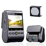 Caméra Embarquée VIOFO A129 DUO Double Caméra Voiture Full HD 1080P 5GHz Wi-Fi...