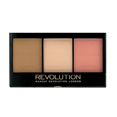Makeup Revolution Ultra Sculpt & Contour Kit Ultra Fair C01 by MUR