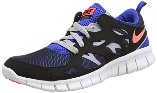 Nike Free Run 2 (GS), Chaussures de Running Mixte Enfant