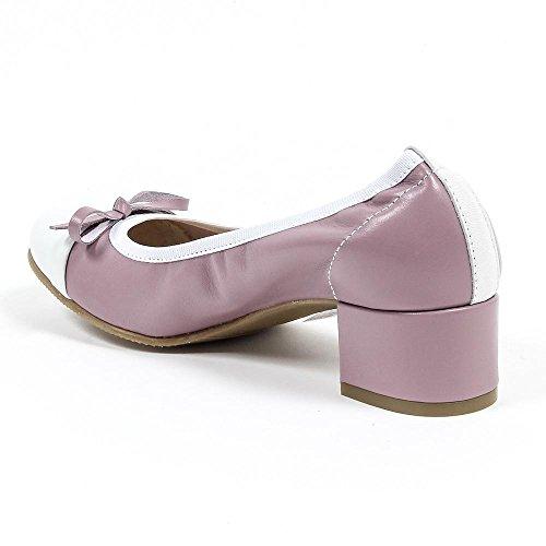 820e96d1d91 Versace 19.69 Abbigliamento Sportivo Srl Milano Italia Womens Heeled  Ballerina