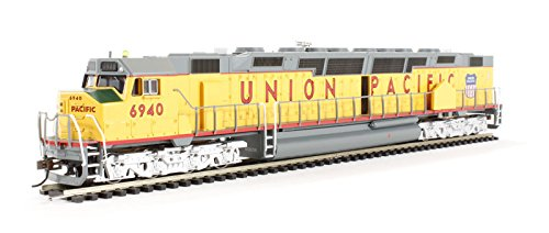 Bachmann Industries Union Pacific # 6940 EMD Dd40 Hache du centenaire Locomotive Diesel