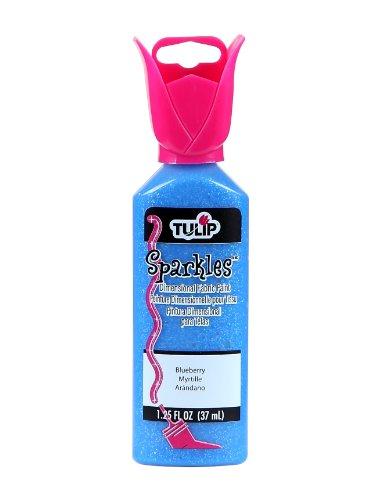Tulip 20942 Peinture dimensionnelle de Tissu, Combinaison, Bleu, 2,2 x 3,5 x 12,5 cm