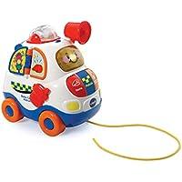 VTech - Gran Baby Coche, Tut Tut Bólidos (3480-501422)