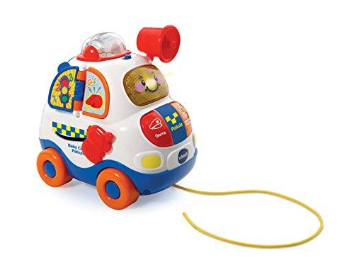 VTech Gran baby coche, Tut Tut Bólidos (3480-501422)
