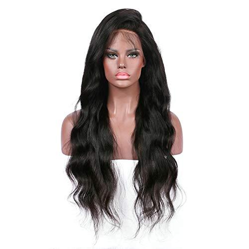 Perruque Femme Naturelle Brésilien, feiXIANG haute qualité Femme Longue Bouclée Cheveux longs bouclés Perruques Perruque Cheveux synthétiques complète des Perruques
