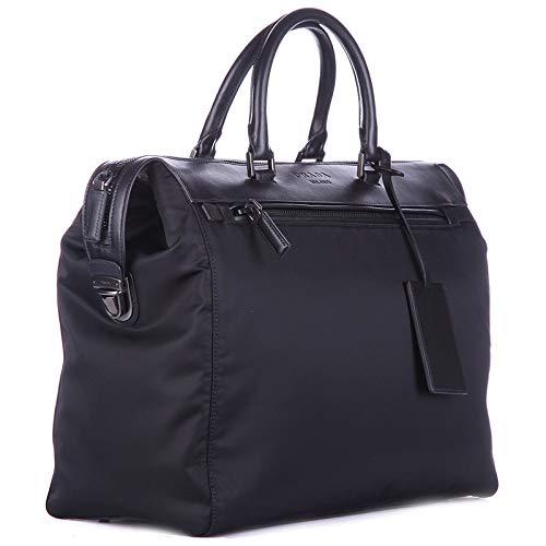 6be06ebc4f Prada borsa lavoro portadocumenti pc notebook cartella soft nero