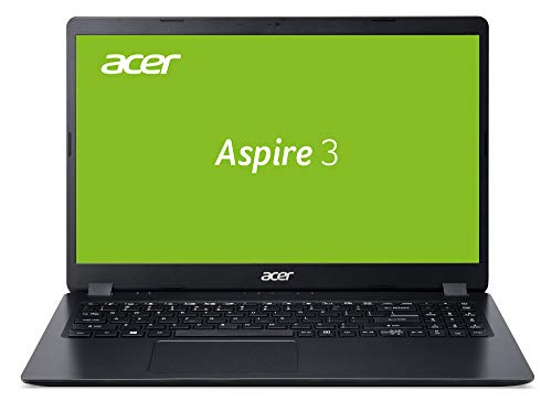Acer Aspire 3 (A315-42-R2CN) 39,6 cm (15,6 Zoll Full-HD matt) Multimedia Notebook (AMD Ryzen 3 3200U, 4 GB RAM, 128 GB PCIe SSD, Radeon Vega 3 Graphics, Windows 10 S) schwarz