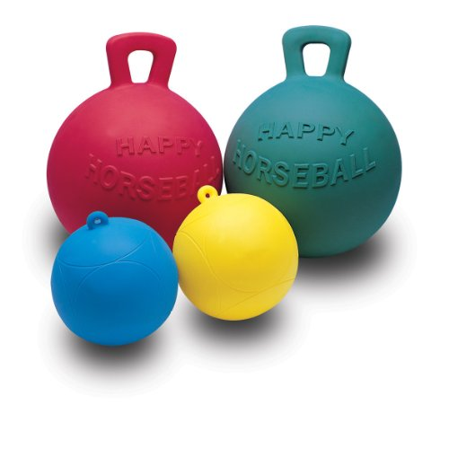 Cottage Craft HSB02 RD - Horseball (Ballon de Cheval)