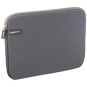 AmazonBasics 11.6-Inch Laptop Sleeve - Grey