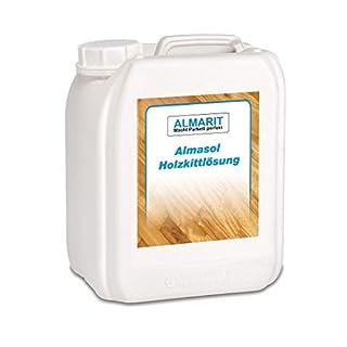 Almarit Almasol Holzkittlösung 5 Liter Kanister Fugenkitt-Lösung Holz/Parkett