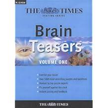 Brain Teasers: v. 1 (Times Testing)