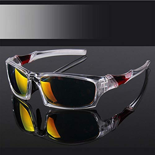 TtKj Üben Sie Brille Sonnenbrille winddichten Spiegel Sand Gläser Reiten aus