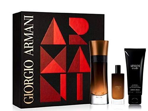 Exclusive New Giorgio Armani Code Profumo Eau de Parfum 60ml men's Christmas Gift Set BLACK FRIDAY XMAS'18 (UK CUSTOMERS ONLY)