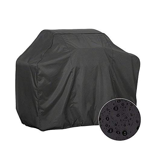 MEIKONG Barbacoa Cover Barbecue Grill Cover BBQ COVER Garden Rain Proof Waterproof Sunstech pantalla...