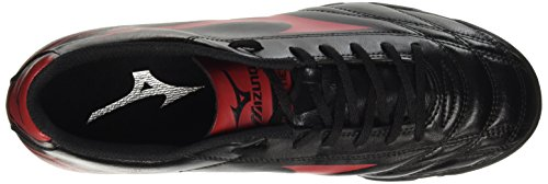 Mizuno Morelia Neo Cl As, Chaussures de Football Amricain Homme Noir (Noir/ChineseRed)
