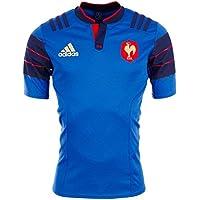 adidas Performance:Camisa equipo nacional francés Rugby FFR H PERF JSY Azul S88851