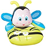 Bestway Bumblebee Chair (Black and Yellow)