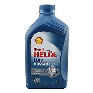Shell Helix HX7 10W-40 A3/B4 Huile Moteur, 1L pas cher