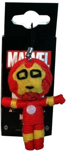 Handy Charm–Marvel–Iron Man New Geschenke Toys Saite Puppe vd-mvl-0001