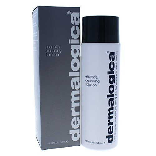 EMANTINA ECOMMERCE AND DISTRIBUTION SERVICES Essential cleansing solution by dermalogica for unisex-8.4oz cleans