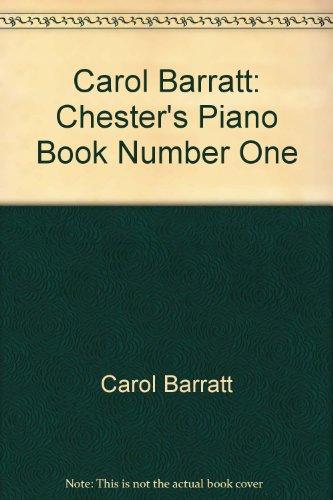 BARRATT - Chester Piano Book 1 para Piano