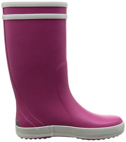 Aigle Lolly Pop Unisex-Kinder Langschaft Gummistiefel Pink (new Rose)
