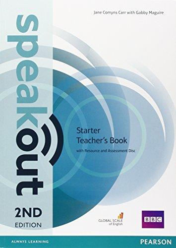 Speakout. Starter. Teacher's book. Con espansione online. Con CD. Per le Scuole superiori