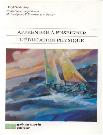 Apprendre à enseigner l'éducation physique