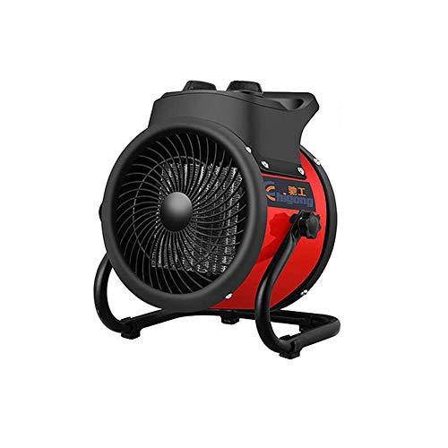 Radiateurs électriques CJC Électrique Chaufferettes PTC Ventilateur 220V 2KW 3KW Inoxydable Acier Protection Classe IP44 3 Chaleur Réglages (Taille : 26 * 22 * 28cm/30w/1500w/3000w)