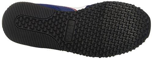 Diadora Malone, Sneaker a Collo Basso Unisex-Adulto Blu (Blu Estate/Prugna)