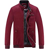 Lungo Uomo Inverno Autunno Jacket Cerniera Oversize Cappotto Con Outwear Giacca Ashop E Elegante Da Tops wTqS4t