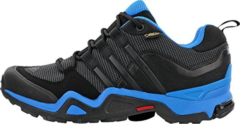 Adidas outdoor Veloce X GTX Dark grigio Nero Grigio Vista della Scarpa da Tennis 11,5 D (m)   Prodotti di alta qualità    Uomo/Donna Scarpa