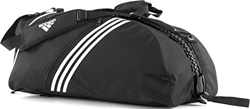 adidas Sporttasche - Sportrucksack - Rucksack mit verstaubaren Schultergurten, Größe M