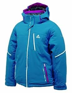 Dare2b Girl's Fancy Free Jacket, Blue Reef, 3-4 Years