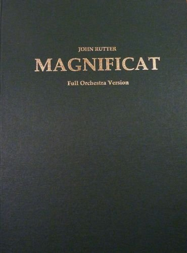 Magnificat: Full score - orchestral version