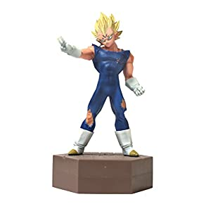 "Banpresto DBZ Dragon Ball Kai DXF Fighting Combination Vol. 1 5.5"" Vegeta Figure 6"