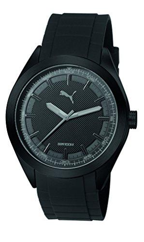 puma-pace-mens-quartz-watch-with-black-dial-analogue-display-and-black-polyurethane-strap-pu10332100