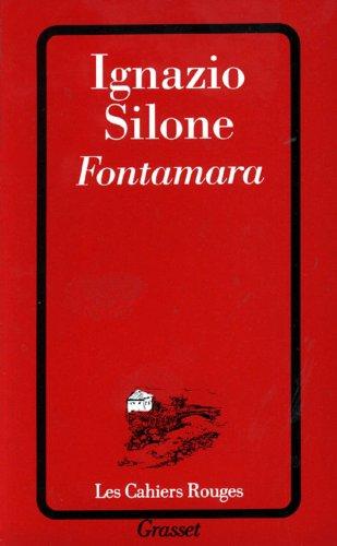 Fontamara par Ignazio Silone