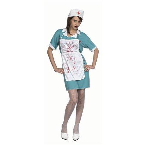 Halloween-Kostüm Bloody Nurse Erwachsene (Bloody Halloween Nurse)