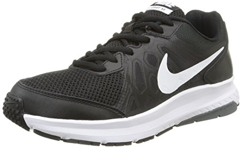 Nike Dart 11 - Scarpe sportive uomo Multicolore ( Black / White-Dark Grey-White )