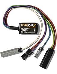 Busch /& M/üller Dynamo-Foco articulado Negro tambi/én Apto para Bosch Display