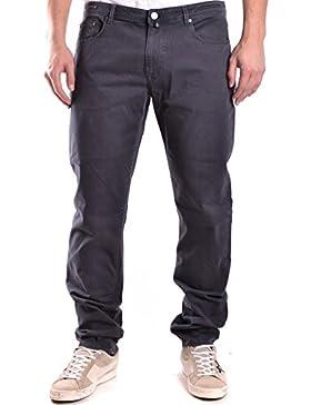 Pt01 Hombre MCBI247048O Gris Algodon Jeans