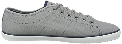 Le Coq Sportif Slimset Cvs, Baskets Homme Gris (Titanium/Dress Blue)