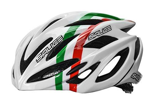 Salice Ghibli XL Casco Bike, Bianco Italia, 58-62