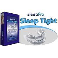 SleepPro Sleep Tight - Einteilige Anti-Schnarchschiene zur Verbesserung der Schlafqualität im FlexPoint-Set mit... - preisvergleich