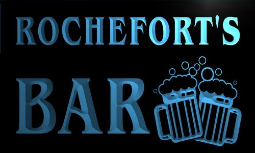w026384-b-rochefort-name-home-bar-pub-beer-mugs-cheers-neon-light-sign