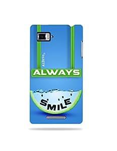alDivo Premium Quality Printed Mobile Back Cover For Lenovo Vibe Z K910 / Lenovo Vibe Z K910 Back Case Cover (MKD244)